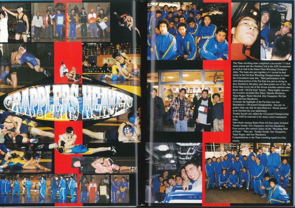 2000-2001 High School