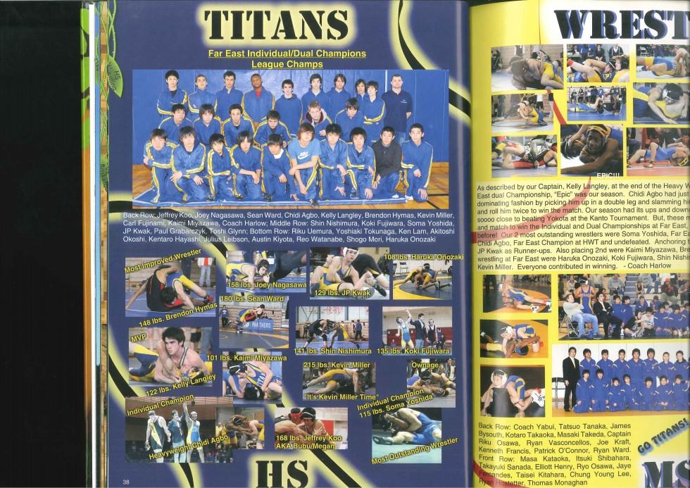 2010-2011 High School