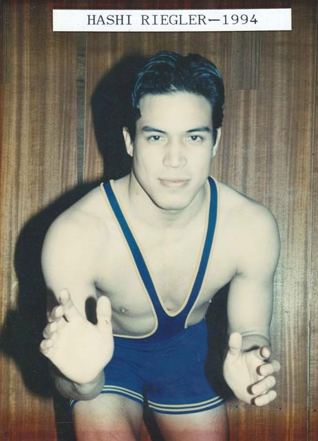 1994 Hashi Riegler