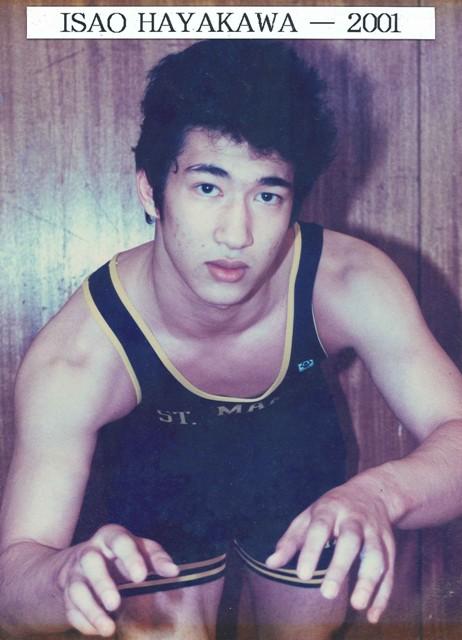 2001 Isao Hayakawa