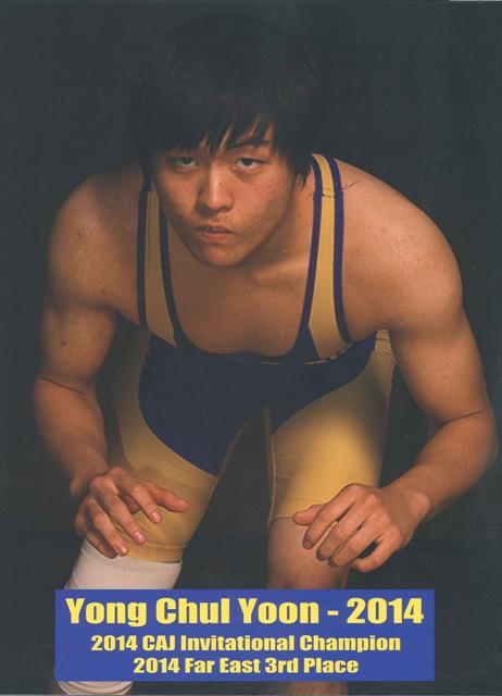 2014 Yong Chul Yoon