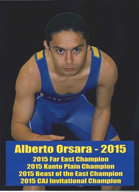 2015 Alberto Osara