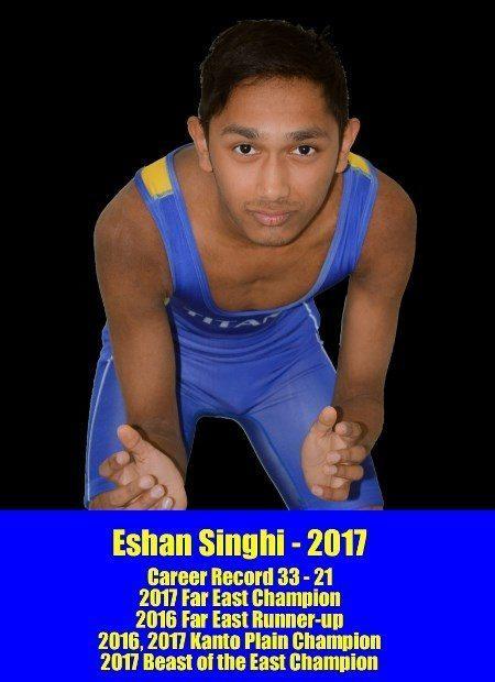 2017 Eshan Singhi