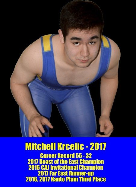 2017 Mitchell Krcelic