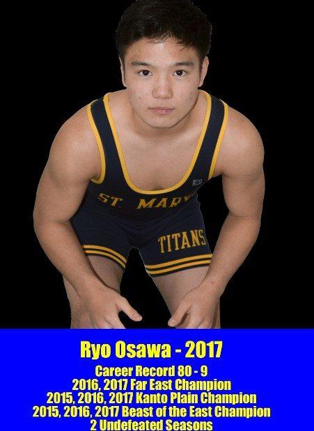 2017 Ryo Osawa