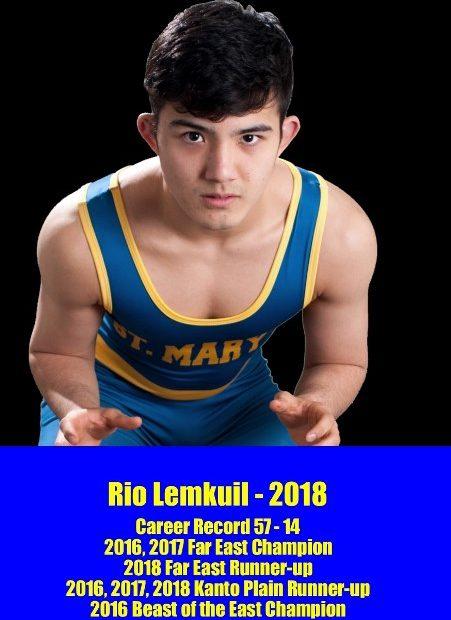 2018 Rio Lemkuil